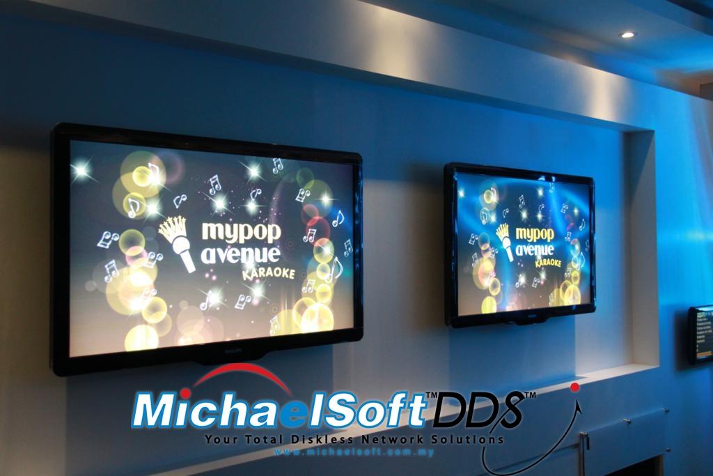 Michaelsoft DKS Diskless Karaoke MyPop Avenue Karaoke - Kajang (Jalan Reko)